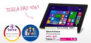TERRA PAD 1061